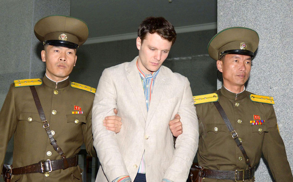 Ông Trump: 'Không trả đồng nào cho Triều Tiên vụ Otto Warmbier' - Ảnh 1.