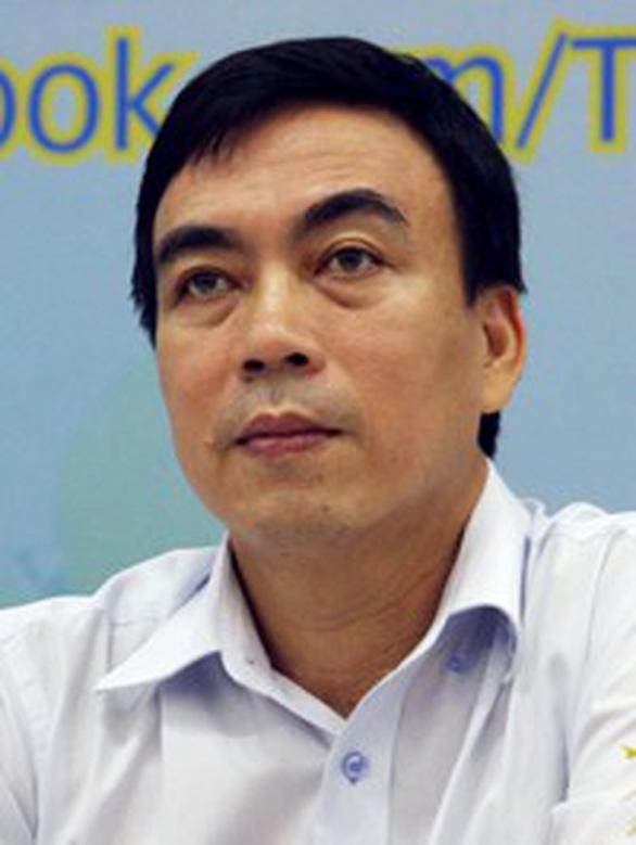 TS Phạm Tấn Hạ