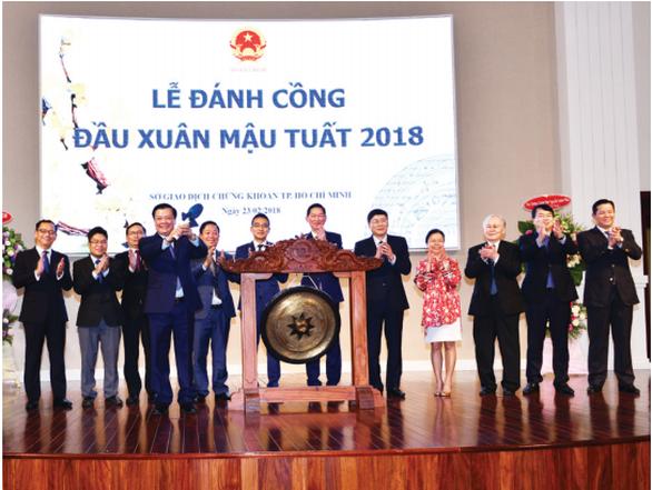 Chứng khoán Việt Nam sắp đón nhận sản phẩm chứng quyền có bảo đảm - Ảnh 1.