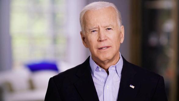 24 giờ sau tuyên bố tranh cử, ông Biden huy động được 6,3 triệu USD - Ảnh 1.