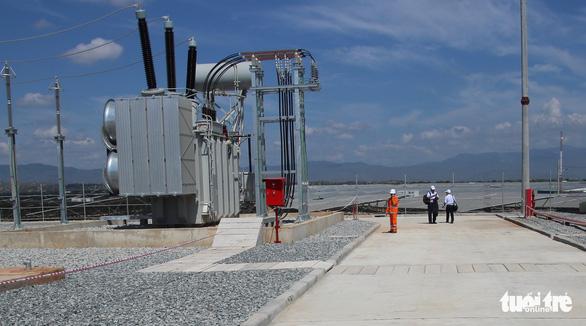 Ninh Thuận có thêm 3 nhà máy điện mặt trời - Ảnh 2.