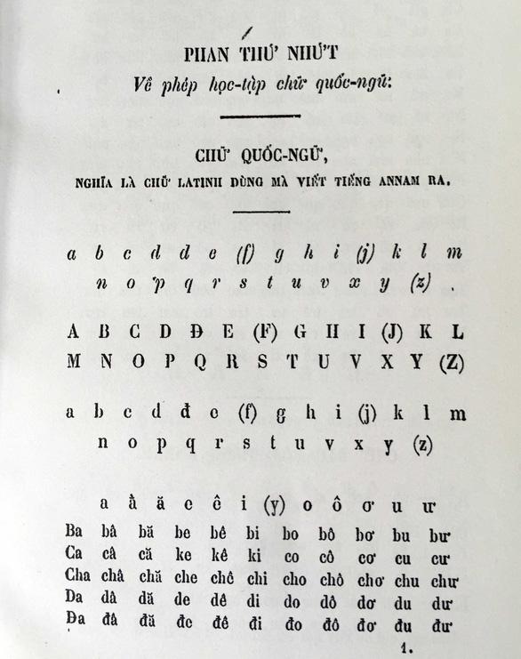 Trương Vĩnh Ký - Thầy dạy chữ quốc ngữ đầu tiên - Ảnh 4.