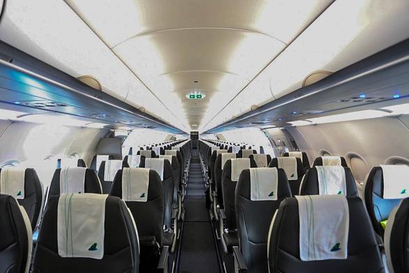Bamboo Airways liên tục đón máy bay mới trước thềm nghỉ lễ - Ảnh 3.