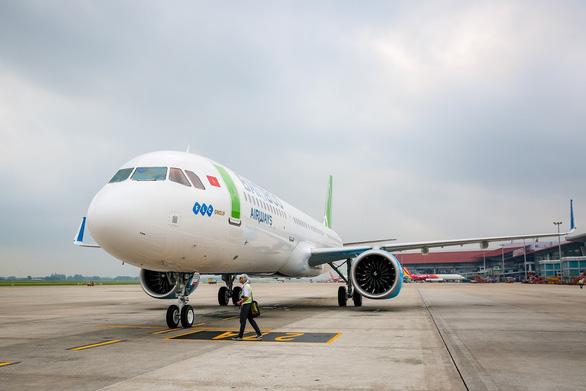 Bamboo Airways liên tục đón máy bay mới trước thềm nghỉ lễ - Ảnh 5.