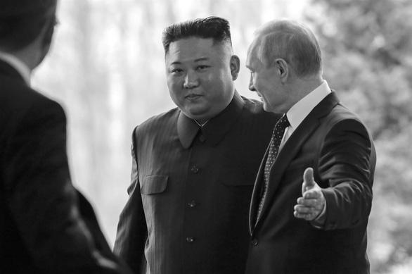 Kim Jong Un hợp với ông Putin hơn ông Trump? - Ảnh 1.