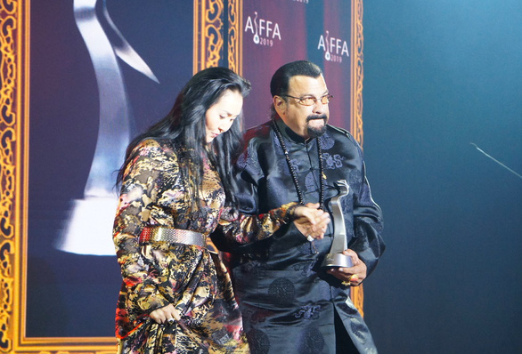 Song Lang đoạt giải kịch bản ở Liên hoan và giải thưởng điện ảnh quốc tế ASEAN - Ảnh 5.