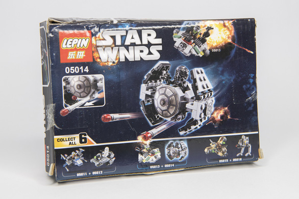 Công ty Trung Quốc bị thộp cổ vì nhái hàng Lego, có bán tại Việt Nam - Ảnh 1.