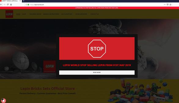 Công ty Trung Quốc bị thộp cổ vì nhái hàng Lego, có bán tại Việt Nam - Ảnh 3.
