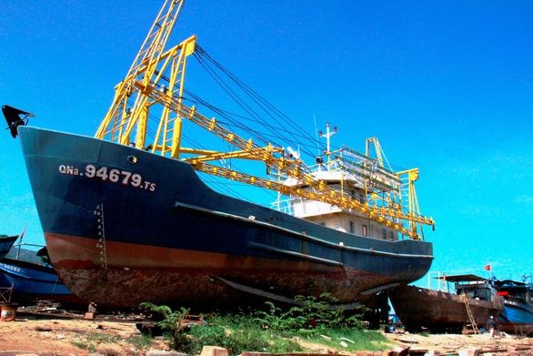 Công ty đóng tàu vỏ thép chưa bàn giao đã hư hỏng kiện ngược chủ tàu - Ảnh 1.