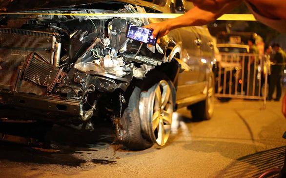 Sử dụng rượu bia, ma túy gây tai nạn: Tước bằng lái vĩnh viễn - Ảnh 1.