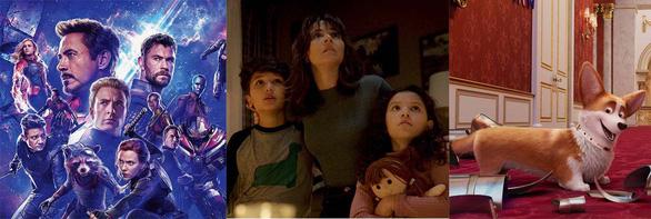 Phim chiếu rạp dịp lễ né Avengers - Ảnh 1.