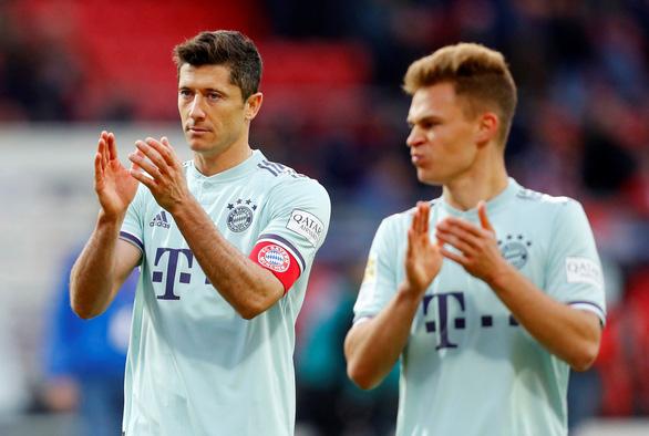 B.M hòa hú vía Nurnberg, Dortmund chưa hết cơ hội vô địch - Ảnh 1.