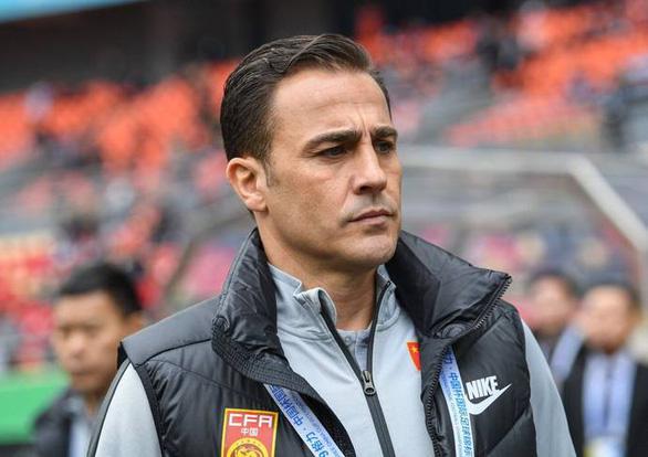 HLV Fabio Cannavaro chia tay đội tuyển Trung Quốc sau 2 trận - Ảnh 1.