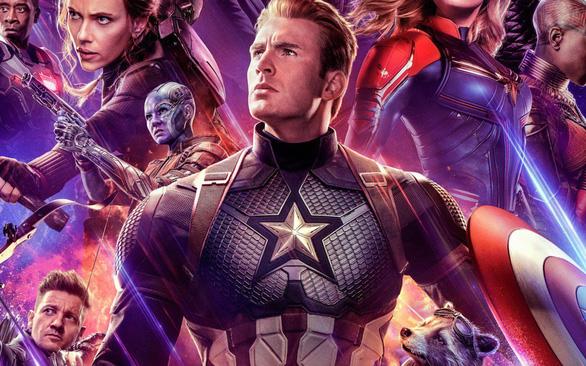 Avengers: Endgame đạt 1,2 tỉ USD doanh thu phòng vé sau 5 ngày - Ảnh 2.