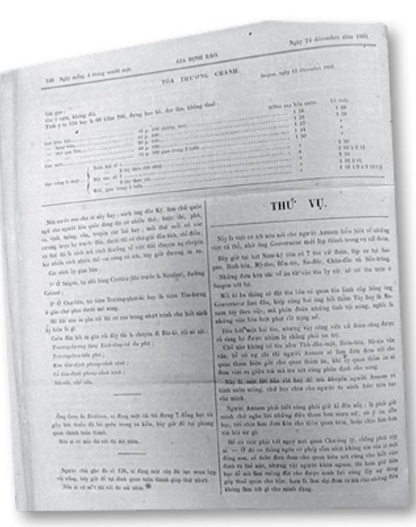 Trương Minh Ký - Nhà văn viết chữ quốc ngữ đầu tiên - Ảnh 2.
