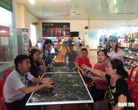 Cả trăm du khách tố ăn quả lừa khi mua tour thăm đảo Khỉ - Ảnh 1.