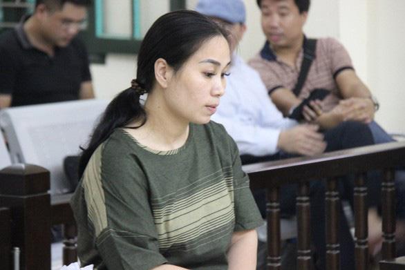 Nghi án ném ma túy vào xe tống bạn trai vô tù: tạm giam bị can Nguyễn Thị Vân - Ảnh 1.