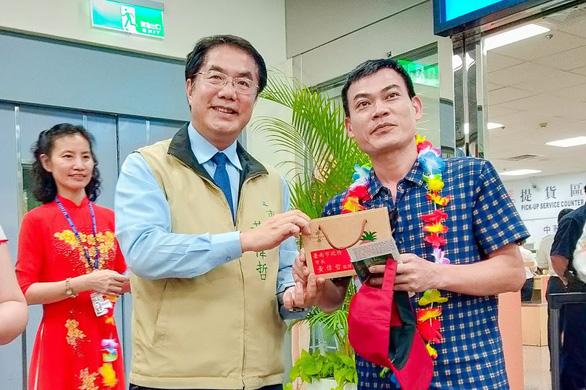 Những chuyến bay đầu tiên của Bamboo Airways đến Đài Loan - Ảnh 2.