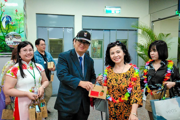 Những chuyến bay đầu tiên của Bamboo Airways đến Đài Loan - Ảnh 3.