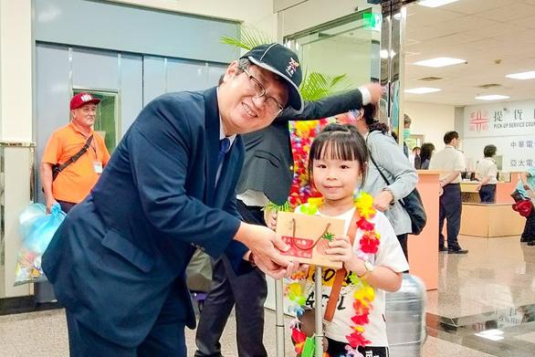 Những chuyến bay đầu tiên của Bamboo Airways đến Đài Loan - Ảnh 4.
