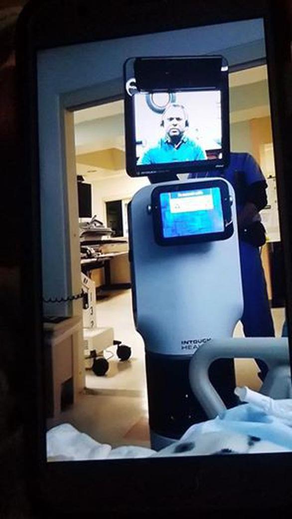 Đến lúc người nghèo mới đi gặp bác sĩ robot? - Ảnh 2.