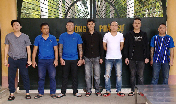 Bắt 3 nghi phạm truy nã trong đường dây tín dụng đen Nam Long - Ảnh 1.