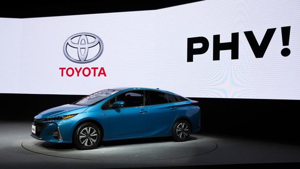 Nước cờ lạ của Toyota khi cho không bằng sáng chế xe hybrid - Ảnh 2.