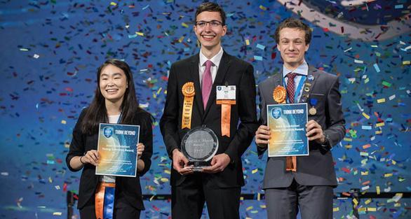 Những người trẻ thông minh nhất thế giới - Kỳ 4: Nhà thiết kế máy bay trẻ tuổi - Ảnh 3.