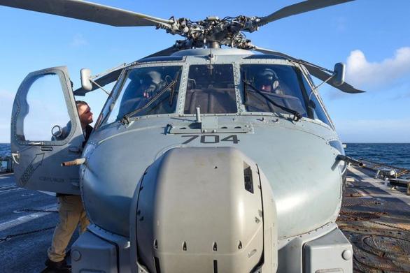 Mỹ bán 24 trực thăng chống tàu ngầm giá 2,6 tỉ USD cho Ấn Độ - Ảnh 1.