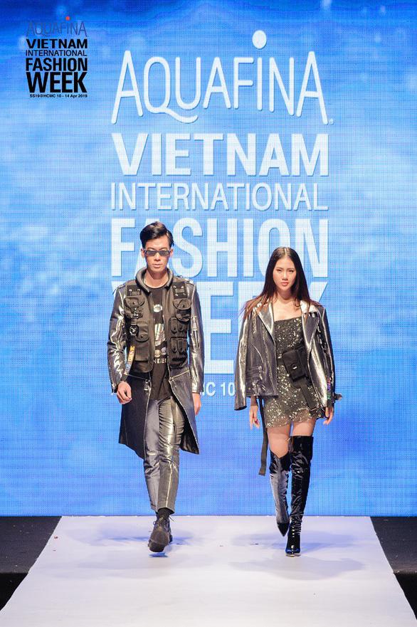 Nhà thiết kế nổi danh Hàn Quốc đến Tuần lễ Thời trang Quốc tế Việt Nam - Ảnh 5.