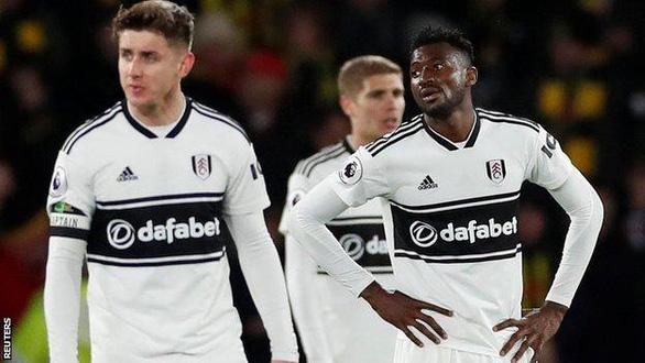 Chi hơn 100 triệu bảng Anh nhưng Fulham vẫn xuống hạng trước 5 vòng đấu - Ảnh 1.