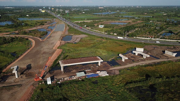 Đề xuất bổ sung cao tốc Mỹ Thuận - Cần Thơ vào dự án Trung Lương - Mỹ Thuận - Ảnh 1.