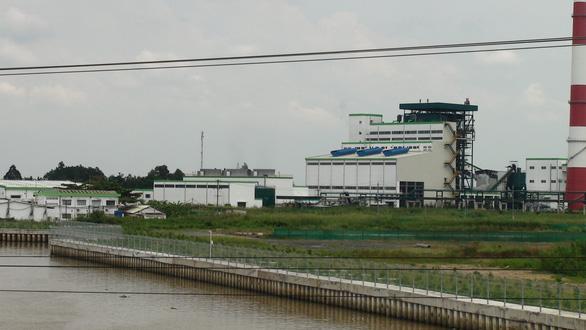 Nhà máy nhiệt điện Lee & Man sử dụng than chứ không phải nhiệt điện sinh khối - Ảnh 1.