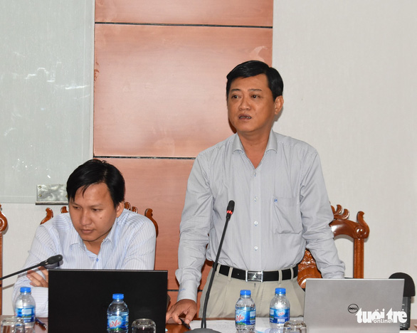 Gần 2 tháng rưỡi chưa giải quyết xong vụ tai nạn lao động làm 3 người chết ở An Giang - Ảnh 1.