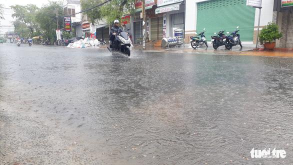 An Giang, Cần Thơ đã có mưa giải nhiệt - Ảnh 1.