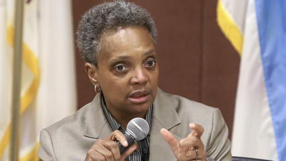 Chicago sắp có nữ thị trưởng da màu đồng tính đầu tiên - Ảnh 1.