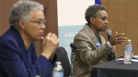 Chicago sắp có nữ thị trưởng da màu đồng tính đầu tiên - Ảnh 2.