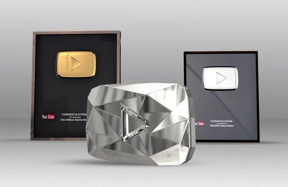 Khá Bảnh từng đoạt Nút Vàng, có phải Youtube đã dễ dãi? - Ảnh 1.