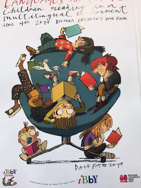 Bologna - Hội chợ sách thiếu nhi lớn nhất thế giới - Ảnh 1.