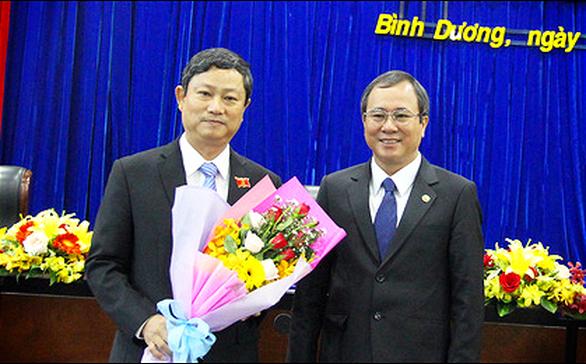 Ông Võ Văn Minh làm chủ tịch HĐND tỉnh Bình Dương - Ảnh 1.