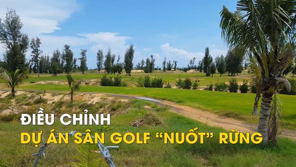 Bắc Giang xin chuyển hàng trăm hecta rừng làm sân golf - Ảnh 1.