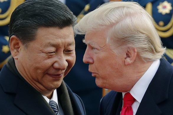 Ông Trump khoe gọi ông Tập là Hoàng đế khi thăm Trung Quốc - Ảnh 1.