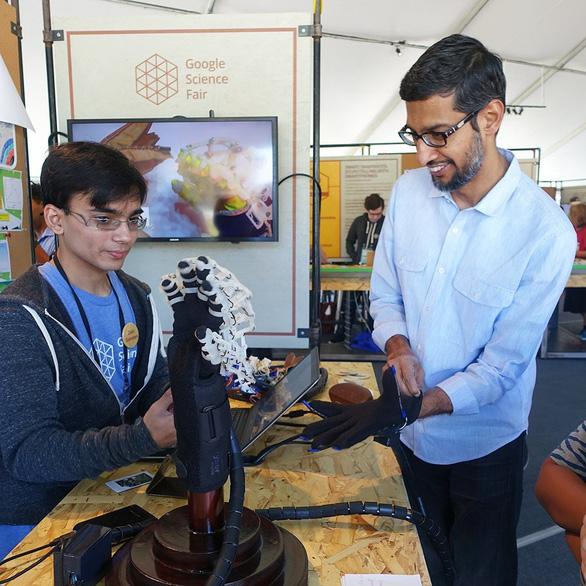 Những người trẻ thông minh nhất thế giới - Kỳ 5: Nhà khoa học robot trẻ nhất Saudi Arabia - Ảnh 1.