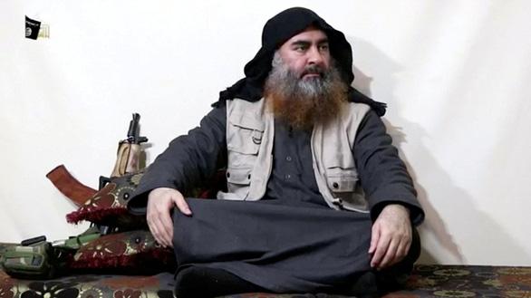 Trùm khủng bố IS tái xuất hiện sau 5 năm, lại kêu gọi báo thù - Ảnh 1.