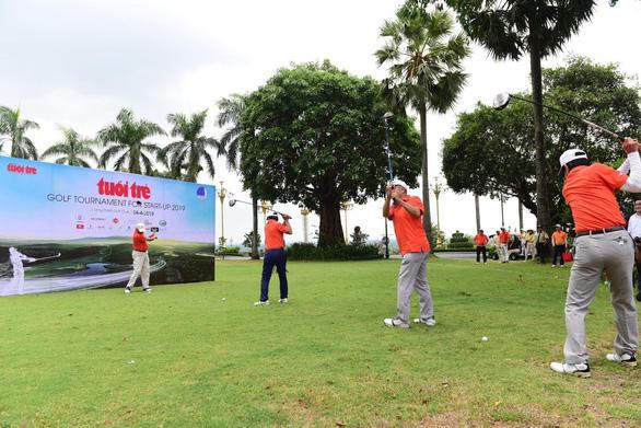 Giải Tuổi Trẻ Golf Tournament For Start-Up 2019 sẽ được tổ chức thường niên - Ảnh 2.