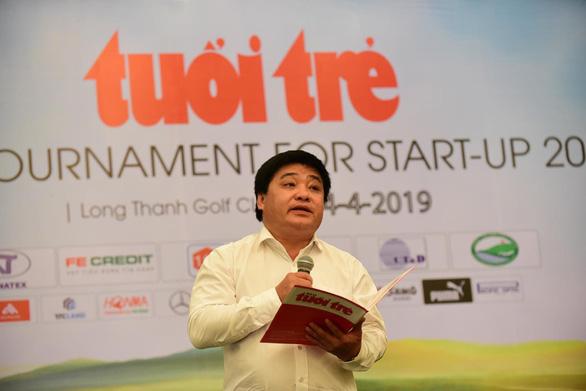 Giải Tuổi Trẻ Golf Tournament For Start-Up 2019 sẽ được tổ chức thường niên - Ảnh 5.