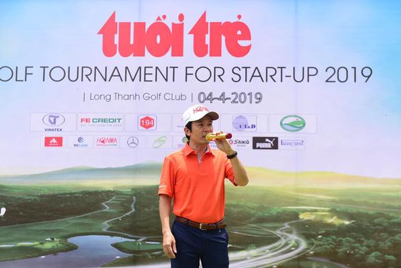 Giải Tuổi Trẻ Golf Tournament For Start-Up 2019 sẽ được tổ chức thường niên - Ảnh 1.