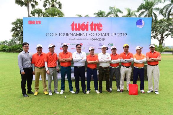 Giải Tuổi Trẻ Golf Tournament For Start-Up 2019 sẽ được tổ chức thường niên - Ảnh 4.