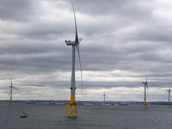 Ông Trump công kích điện gió, tuyên bố turbine gió có thể gây ung thư - Ảnh 3.