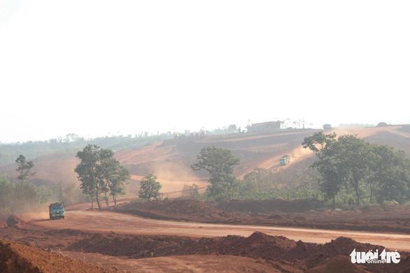 Đề nghị làm nông nghiệp công nghệ cao trên đất hoàn thổ dự án Alumin - Ảnh 1.